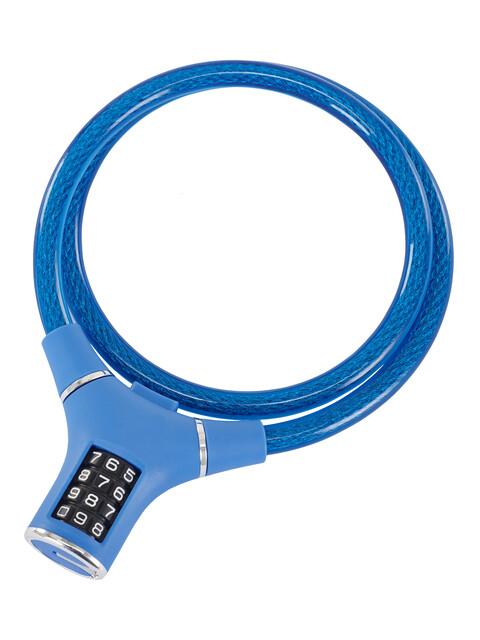 Masterlock 8229 - Antivol vélo - 12mm x 900mm bleu
